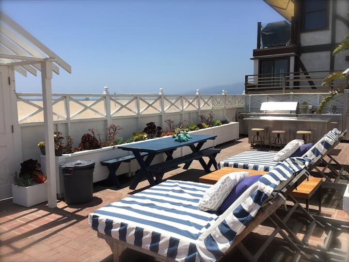 SANTA MONICA BEACH FRONT PROPERTY!