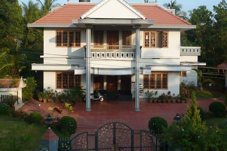 Prahari Nivas, the complete house