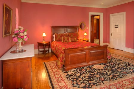 Historic Bed and Breakfast - Bridal Room - Appartement