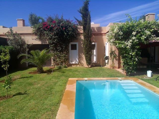 (19)Magnifique villa pour des vacances de rêve - Agadir