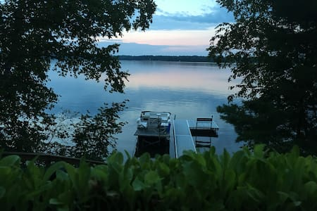 Perfect Location on Lac Courte Oreilles