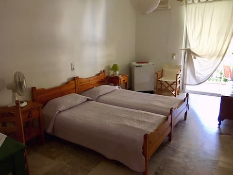 Comfortable and pleasant stay in Methana!