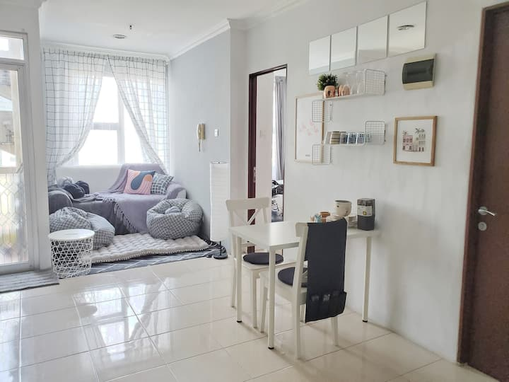 2BR apartment in Casablanca, 5-min walk to Kokas!