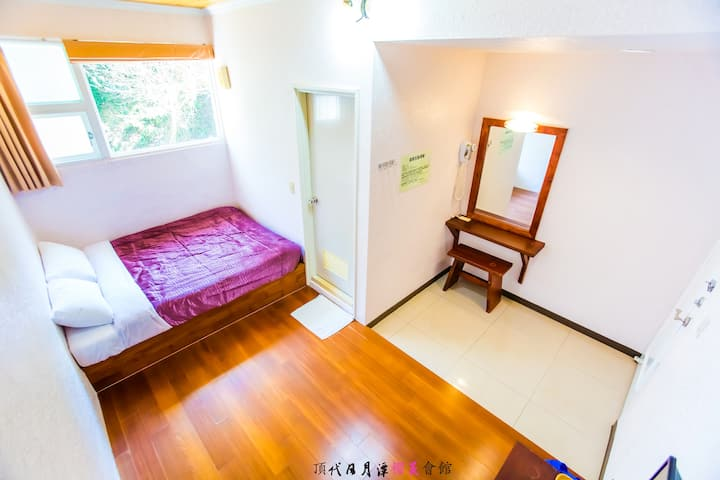 Dindai Cherry blossoms resort-Double Room