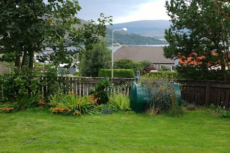 A quirky home in the heart of Fort William - Fort William
