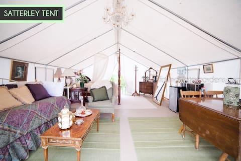 Glamp Monroe - Sleeps 4 - Satterley Tent