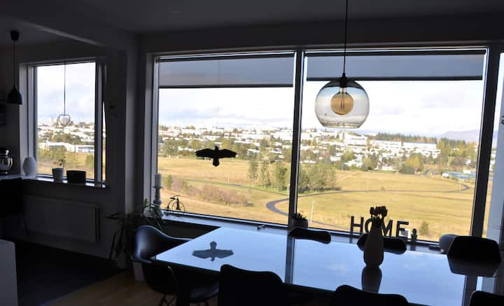 Cozy apartment in the best place in Kopavogur