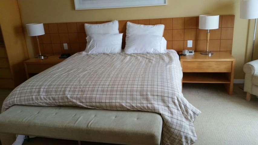 Flat mobiliado no Sheraton Macaé - Macaé - Serviced apartment