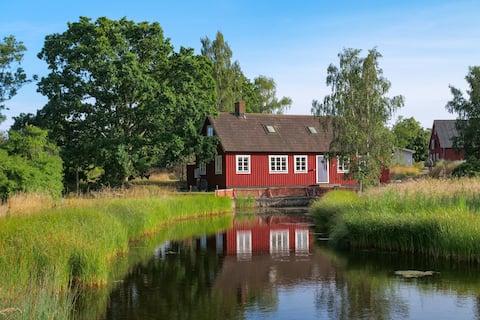 Peace on the Swedish east coast