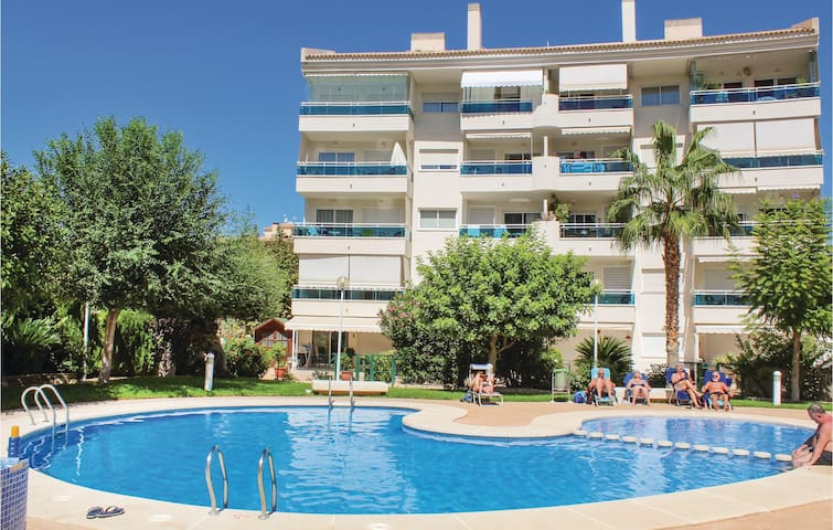 Holiday apartment with 3 bedrooms on 82m² in Alfàz del Pí