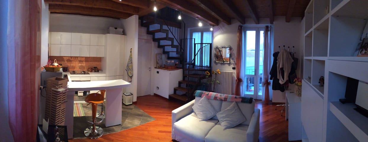 LOVELY LOFT in MONZA