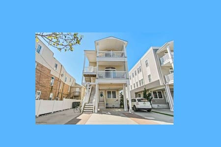 Wildwood First Floor Condo w/ Off Street Parking
