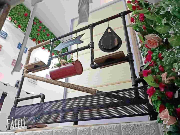 绿色浪漫满屋+经济体验房