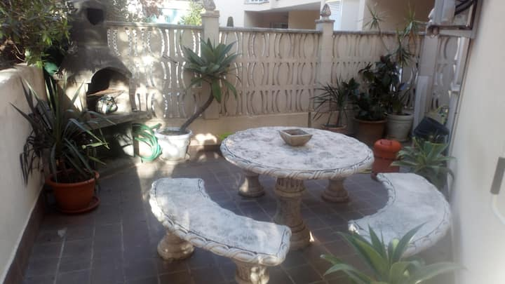 Einbettzimmer in Palma nahe Placa Madrid