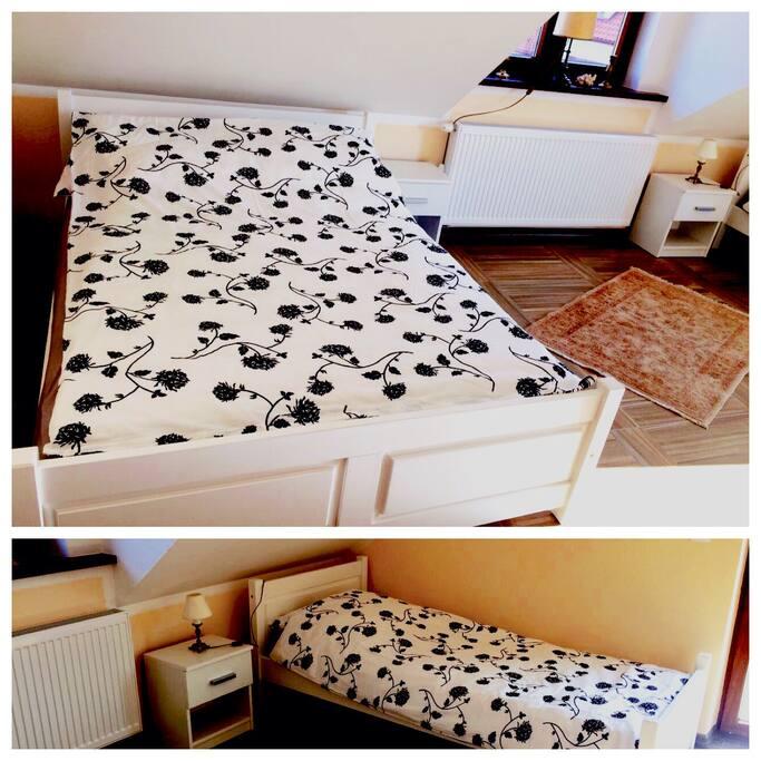Możliwe dostawienie dodatkowego łóżka