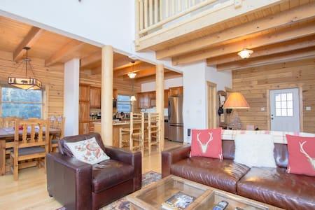Luxury Mountain Cabin near Breck! - Fairplay