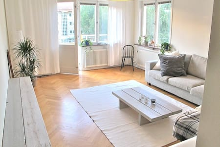 Beautiful apartment - Stockholm - Appartement