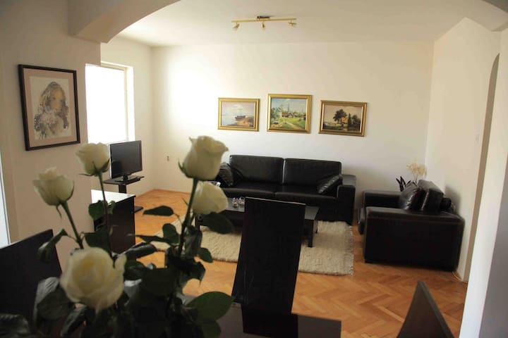 Lux apartment in the city center
