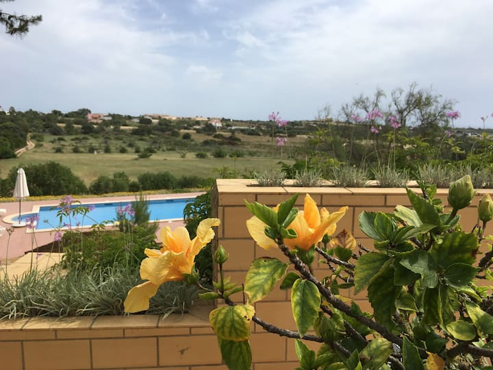 1 BDM countryside apartment near Burgau
