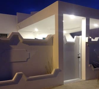 Gated Community House in Punta Carnero With A/C