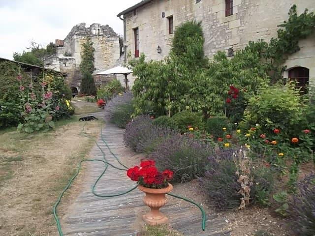 Seigneurie de Berrie - Beuxes - Haus
