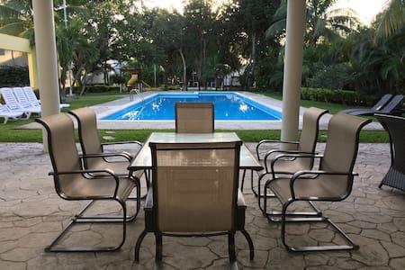 Casa en Privada, perfecta para tus vacaciones!