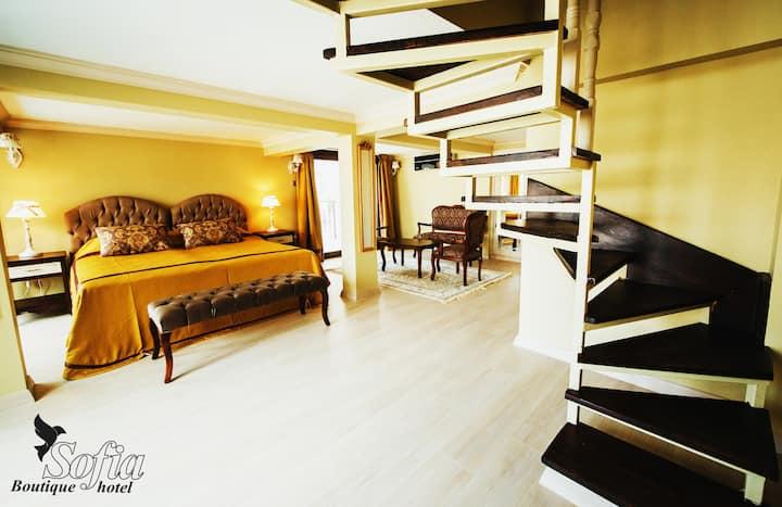 SOFIA BOUTIQUE HOTEL №7 (DE LUXE ROOM)