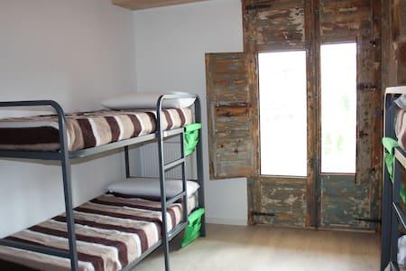 Habitación de 4 plazas en Valderrobres - Valderrobres - Andre