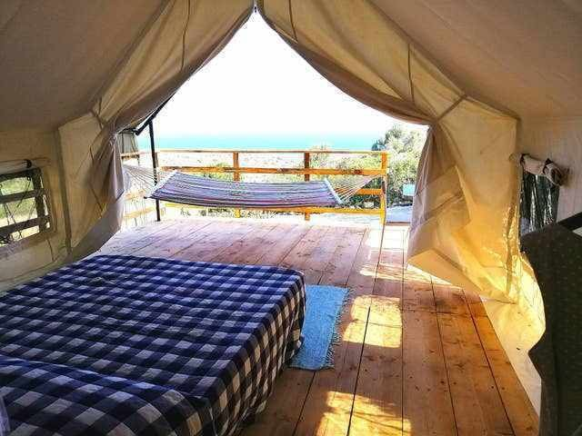 Agricampeggio Glamping Erbe Matte
