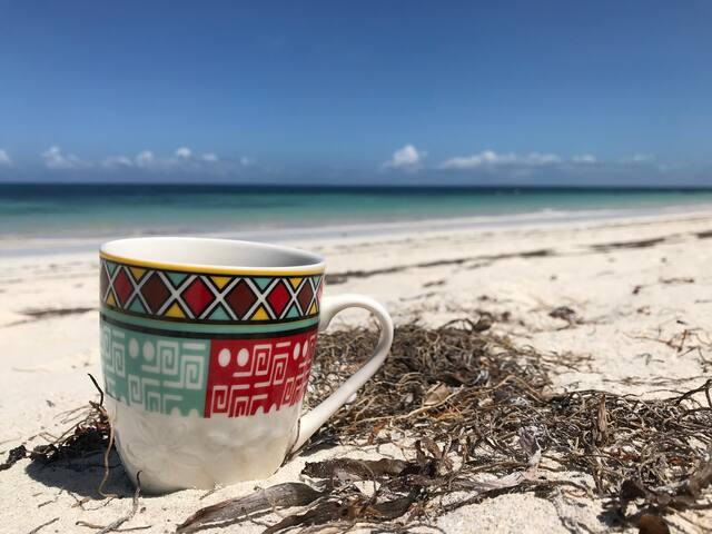 Galu Beach Eco Lodge & Campsite