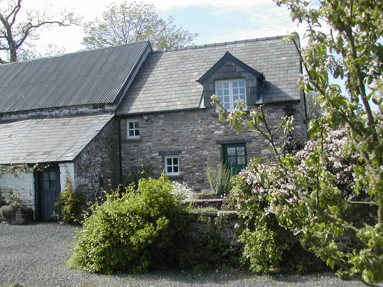 Damson Cottage at Alltybrain Farm Cottages