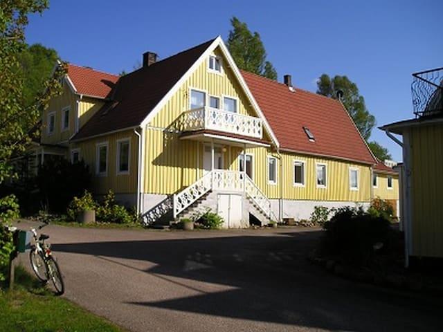 Rustige eenpersoonskamer - Skånes Värsjö - Bed & Breakfast