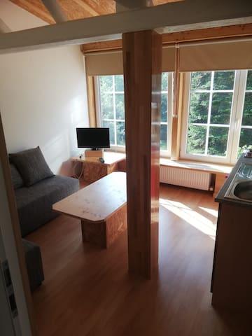 Schnuckelige 2 Raum Wohnung