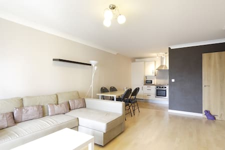 Abodebed Apartment 33  Exec 2 Bed/2 Bath/Balcony
