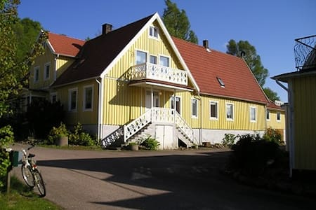 Ruim 2- persoonsappartement - Skånes Värsjö - Bed & Breakfast