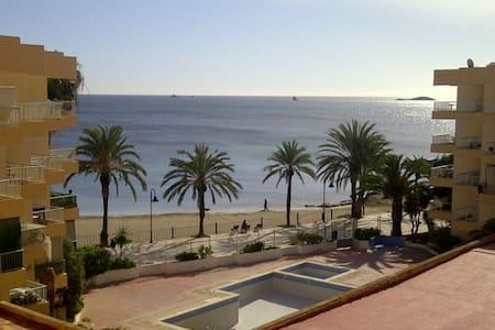 Stylish. Great location. Sea view! - Ibiza - Wohnung