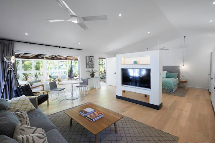 Orpheus Island:  South Suite