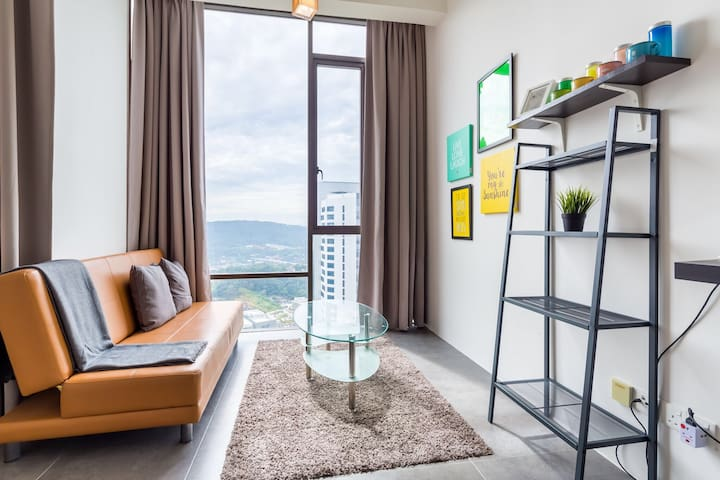 GRACEFUL STUDIO @ EMPIRE DAMANSARA - Petaling Jaya - Apartment