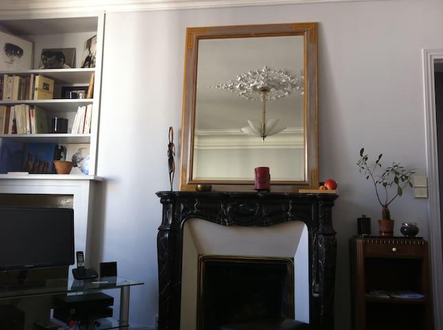 Charming 2 bedroom Batignolles