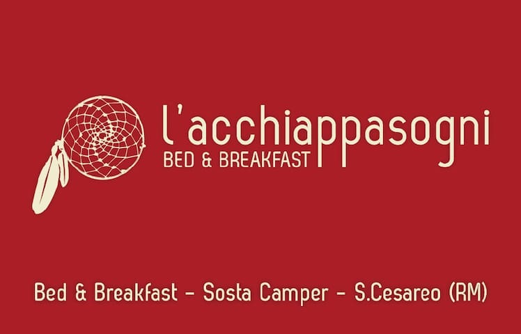 The Dreamcatcher B&B  - San Cesareo - Bed & Breakfast