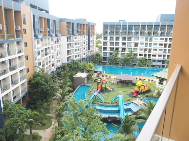 Near Pattaya beach -​Condo Laguna beach2