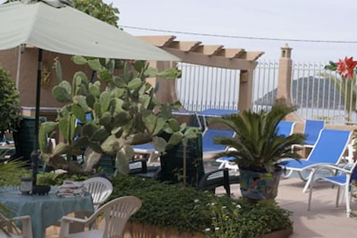 1-Bedroom Beachfront Apartment - La Peñita de Jaltemba - Apartament