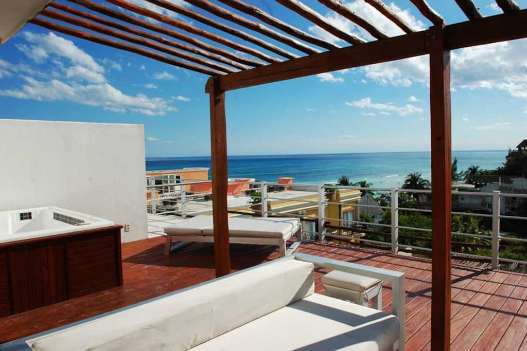 Magia penthouse dreams - rooftop with ocean view
