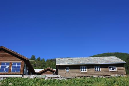 <nice old farm house.