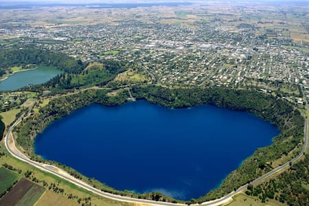 Mount Gambier-Blue Lake City