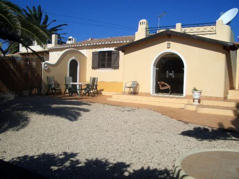 Nature beach bungalow 1001 nights maisons louer for 1001 maisons