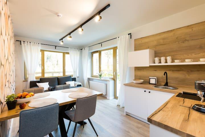 Apartament 5.Brzozowy-Dream Apart