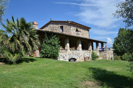 """PODERE """"LO STOLLO 2""""  Sassetta - Toscana - Sassetta - House"""