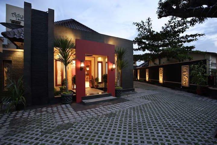 ADYA NALENDRA BOUTIQUE HOTEL - Yogyakarta - Bed & Breakfast
