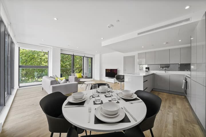 Executive Apt In Bermondsey by City Stay London